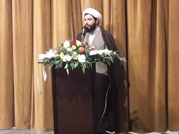 حجت الاسلام روح الله میرزایی گودرزی