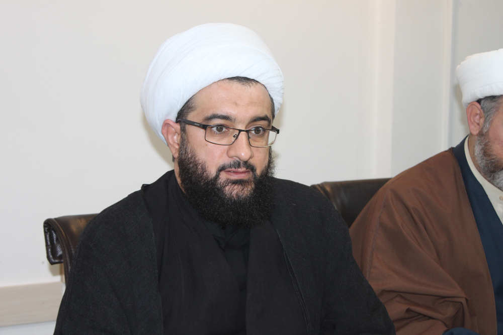 مدیر حوزه علمیه استان کردستان