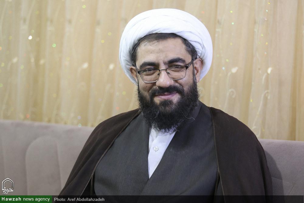 حجتالاسلام والمسلمین حبیب الله شعبانی