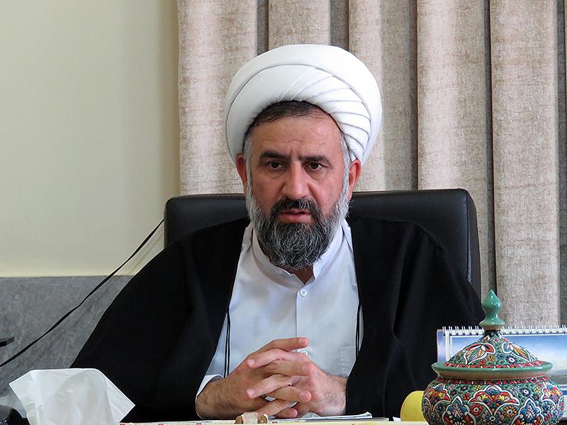 حجت الاسلام والمسلمین محمد شمس ، مدیر حوزه علمیه یزد