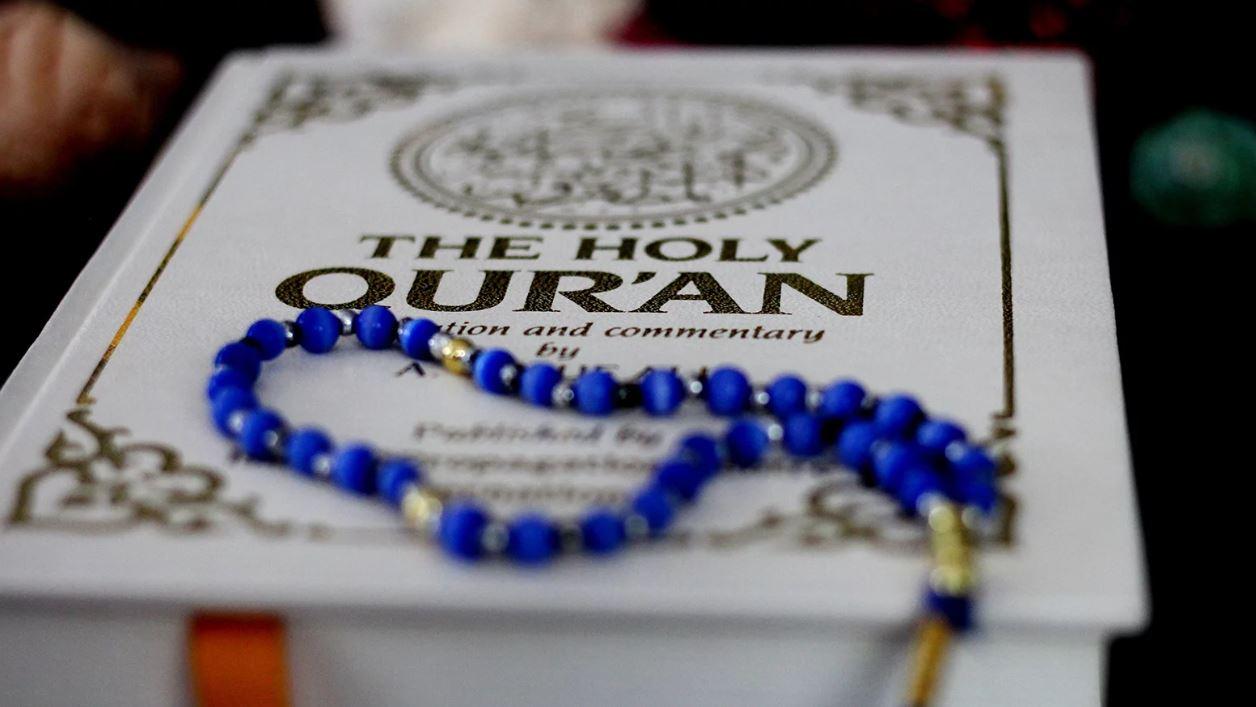 زوج مسلمان آمریکایی قرآن های خط بریل به زبان انگلیسی منتشر می کنند