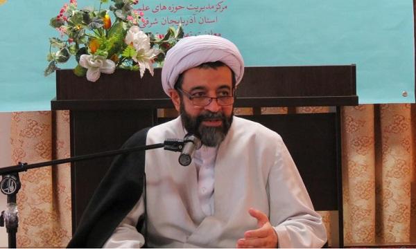 حجتالاسلام والمسلمین فاضل