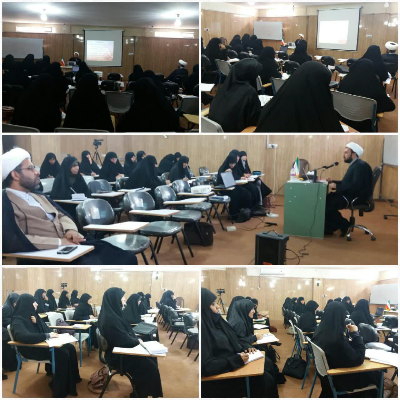 کارگاه آموزشی اصول مقاله نویسی علمي پژوهشي در بندرعباس برگزار شد