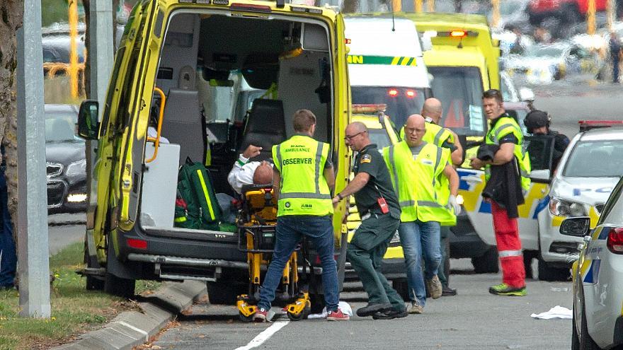 اقدام تروریستی نیوزلند
