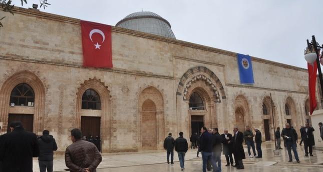 مسجد تاریخی ۸۰۰ ساله در ترکیه، پس از مرمت بازگشایی شد