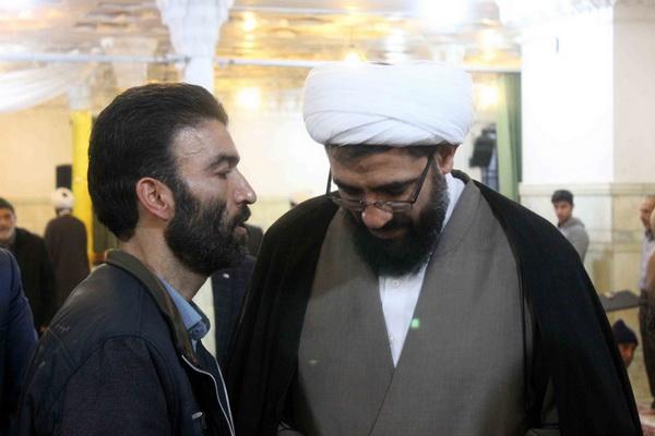 حجت الاسلام والمسلمین حبیب الله شعبانی- امام جمعه همدان