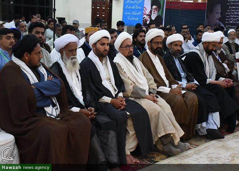 گردهمایی «جانثاران امام عصر (عج) در پاکستان»