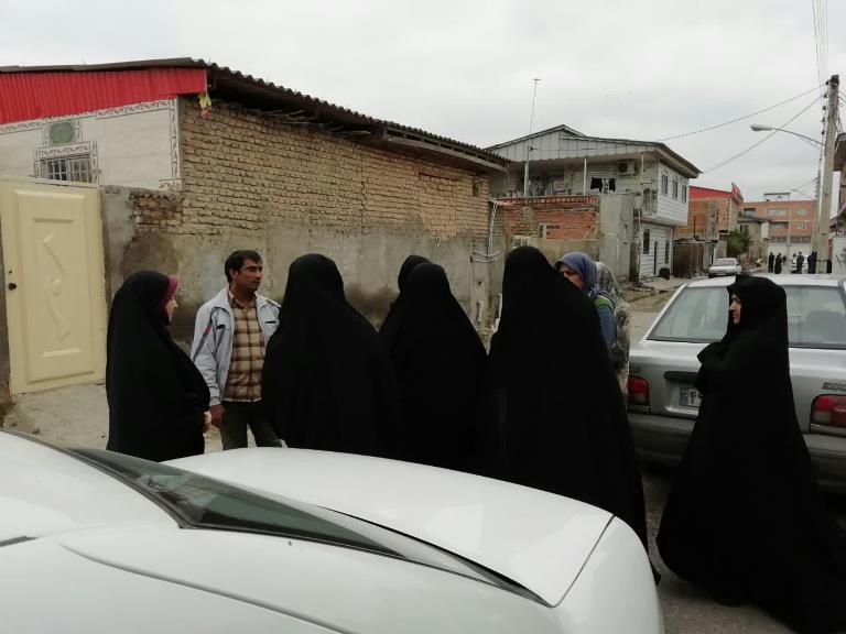 روابط عمومی حوزه علمیه خواهران گلستان