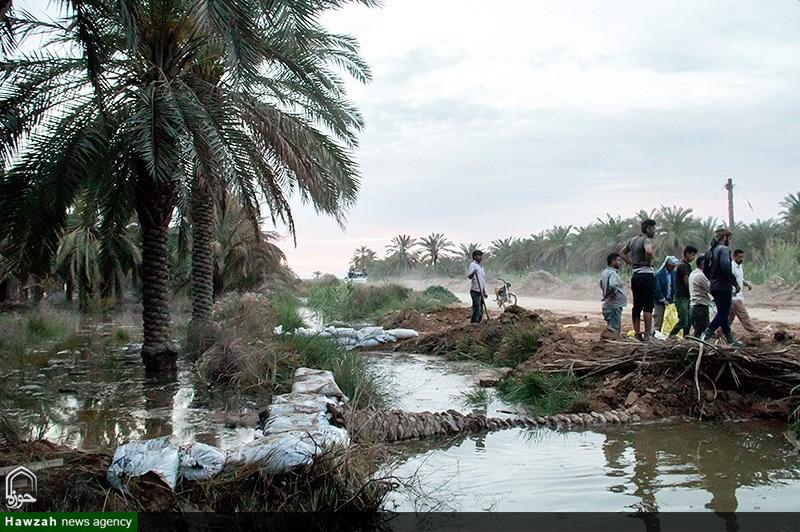 سیلاب خوزستان / سیل خوزستان