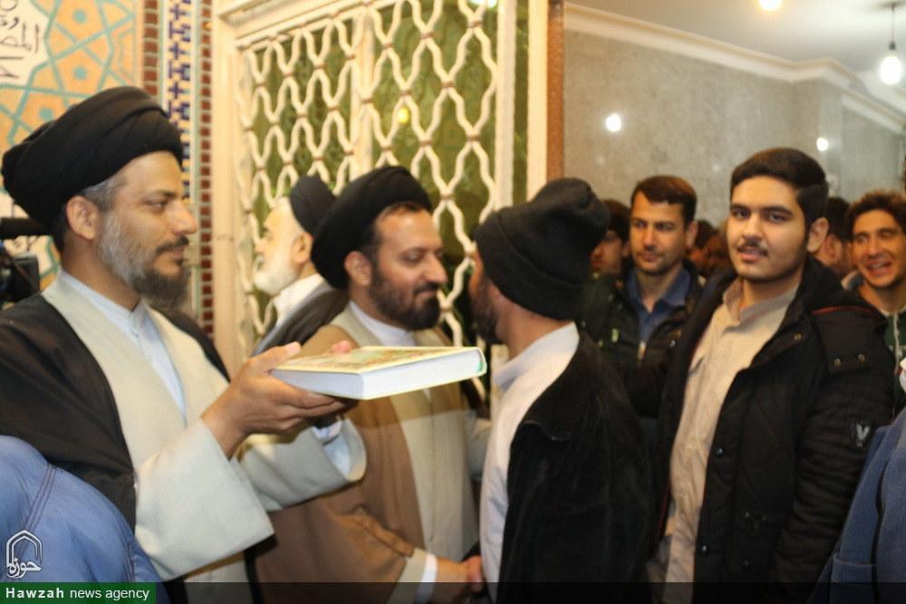 اعزام طلاب و دانشجویان داوطلب  اصفهانی به مناطق سیل زده