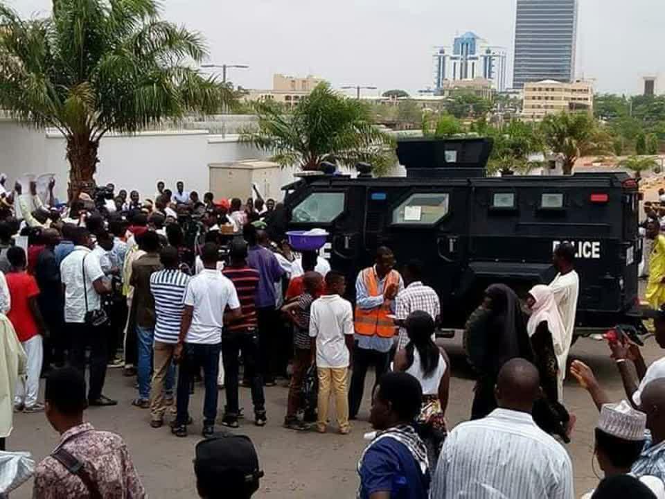 تجمع شیعیان ابوجا در نیجریه