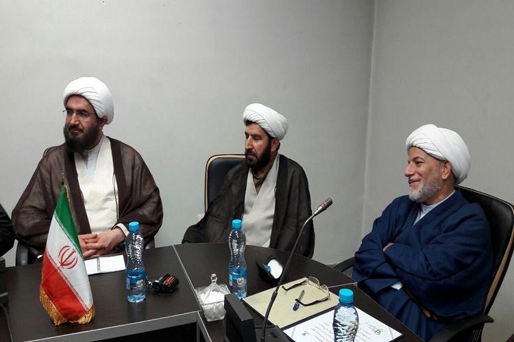 معارفه امام جمعه جدید معمولان