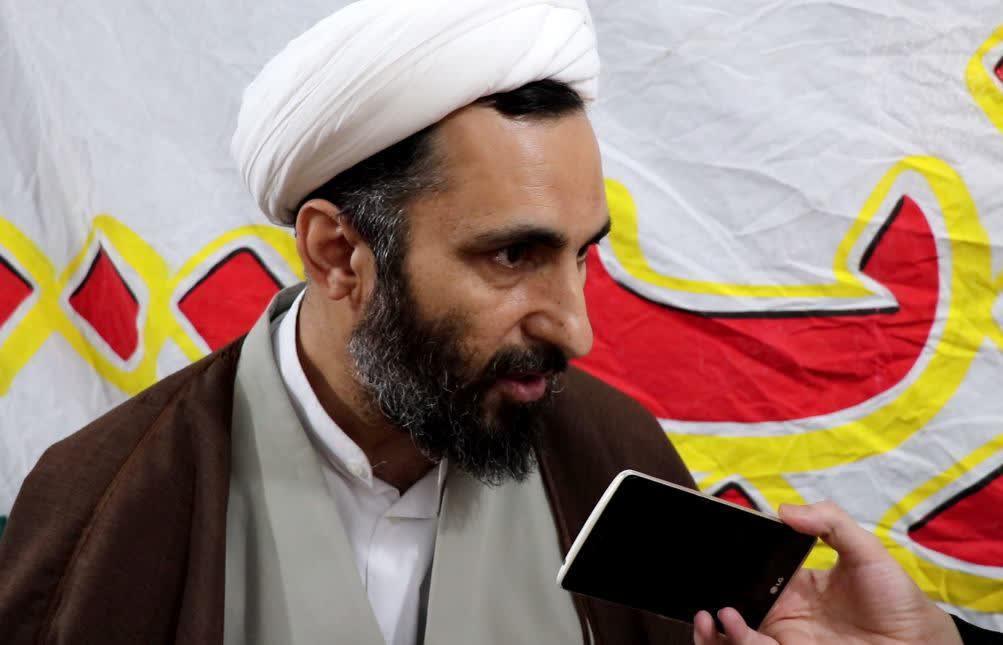 حجت الاسلام مصطفی ملکی- مدیر حوزه علمیه استان گلستان