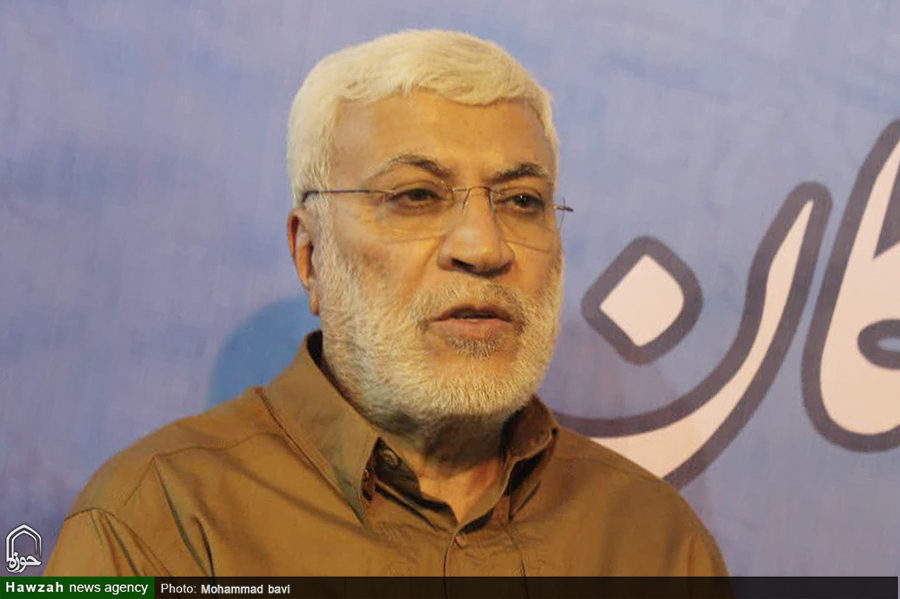 ابومهدی المهندس، فرمانده حشد شعبی عراق