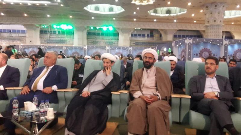 قاریان بین المللی سفیران جمهوری اسلامی هستند