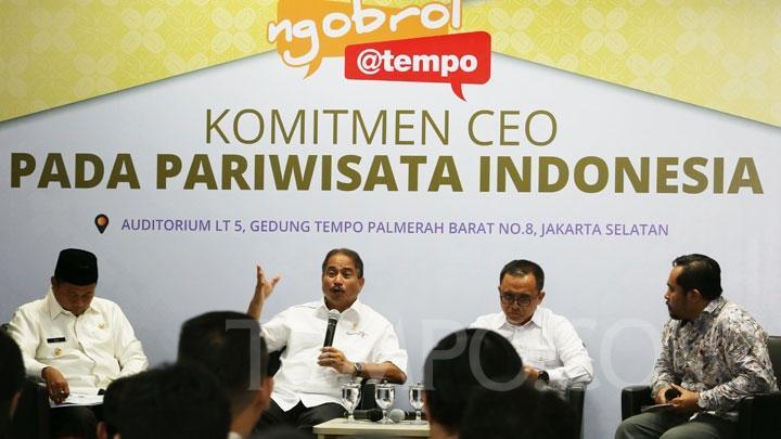 ساخت «پارک های اسلامی» به هدف توسعه گردشگری حلال در اندونزی