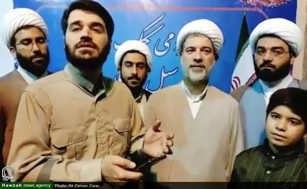 شعرخوانی میثم مطیعی برای سیل زدگان خوزستان
