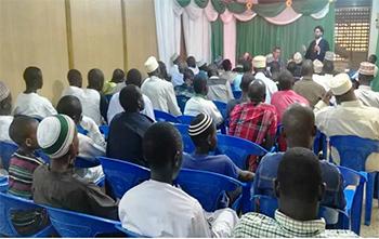 برگزاری نشست «شناخت مهدویت و انتظار» در اوگاندا