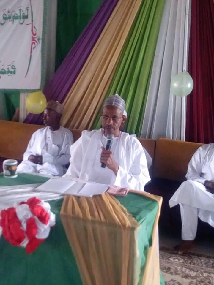جشن نیمه شعبان در کشور نیجریه