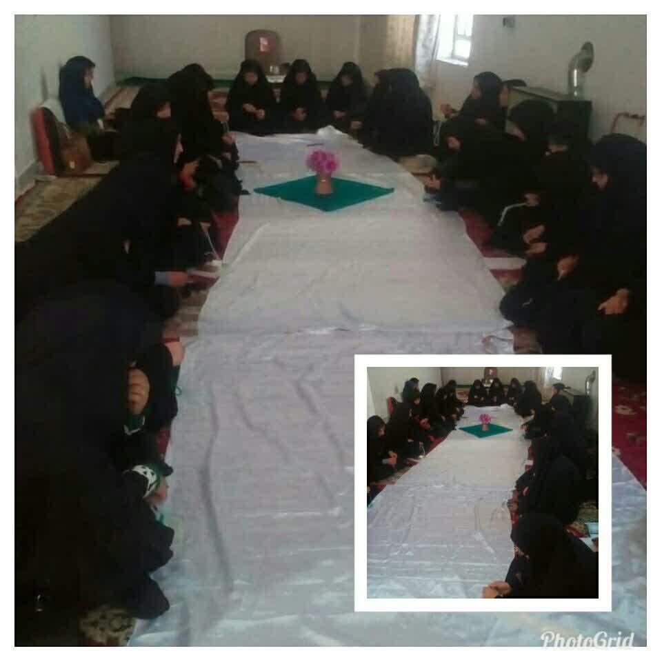 مدرسه علمیه الزهرا(س) آباده فارس