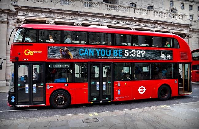 آیه ۳۲ سوره «مائده»، معمایی که بر روی اتوبوس های بریتانیا نقش بست