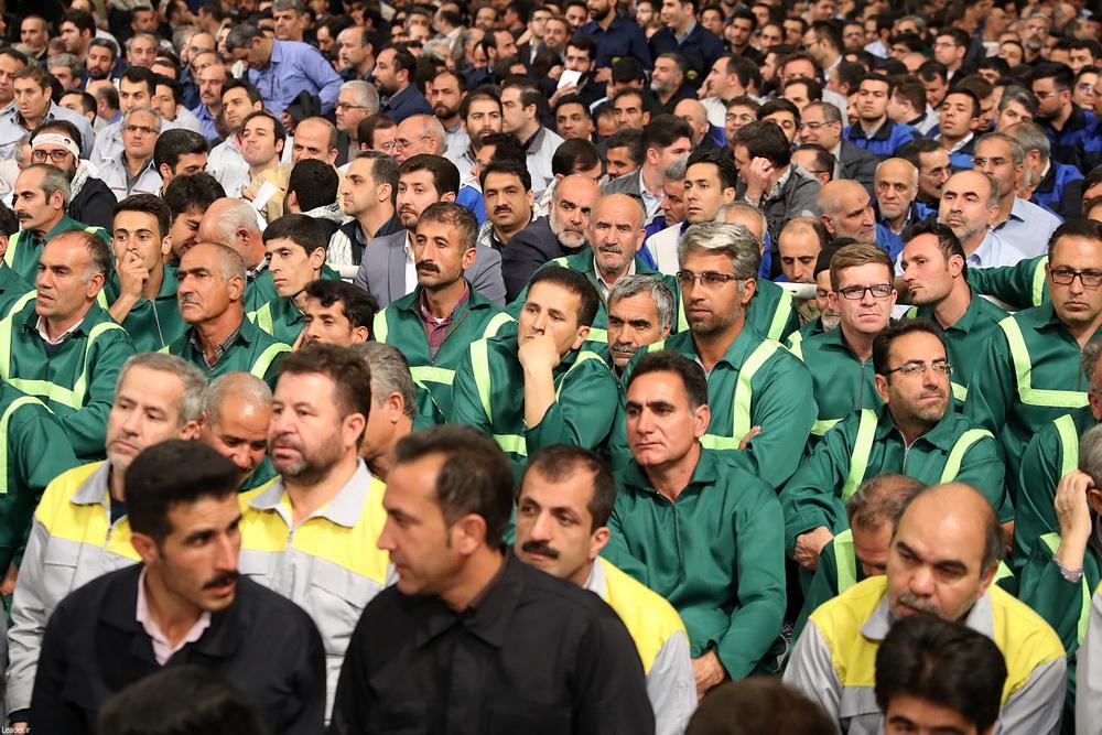 جایگاه کارگران و مستضعفان در جامعه اسلامی