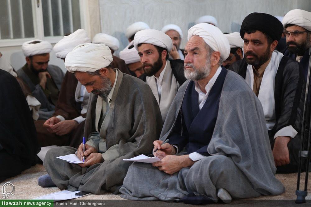 اولین اجلاسیه اساتید استان همدان مقیم قم
