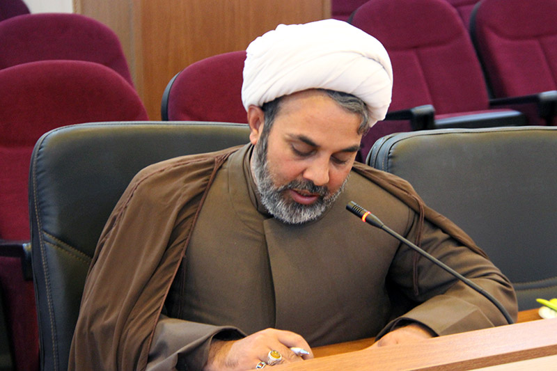 حجت الاسلام حسن زاده کواکی