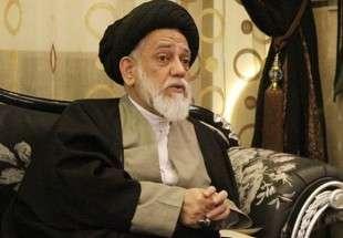آیت الله سید علی اکبر حائری از علمای عراق