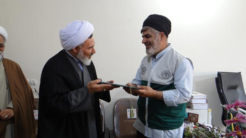 گزارش تصویری سفر حجت الاسلام والمسلمین بهجت پور