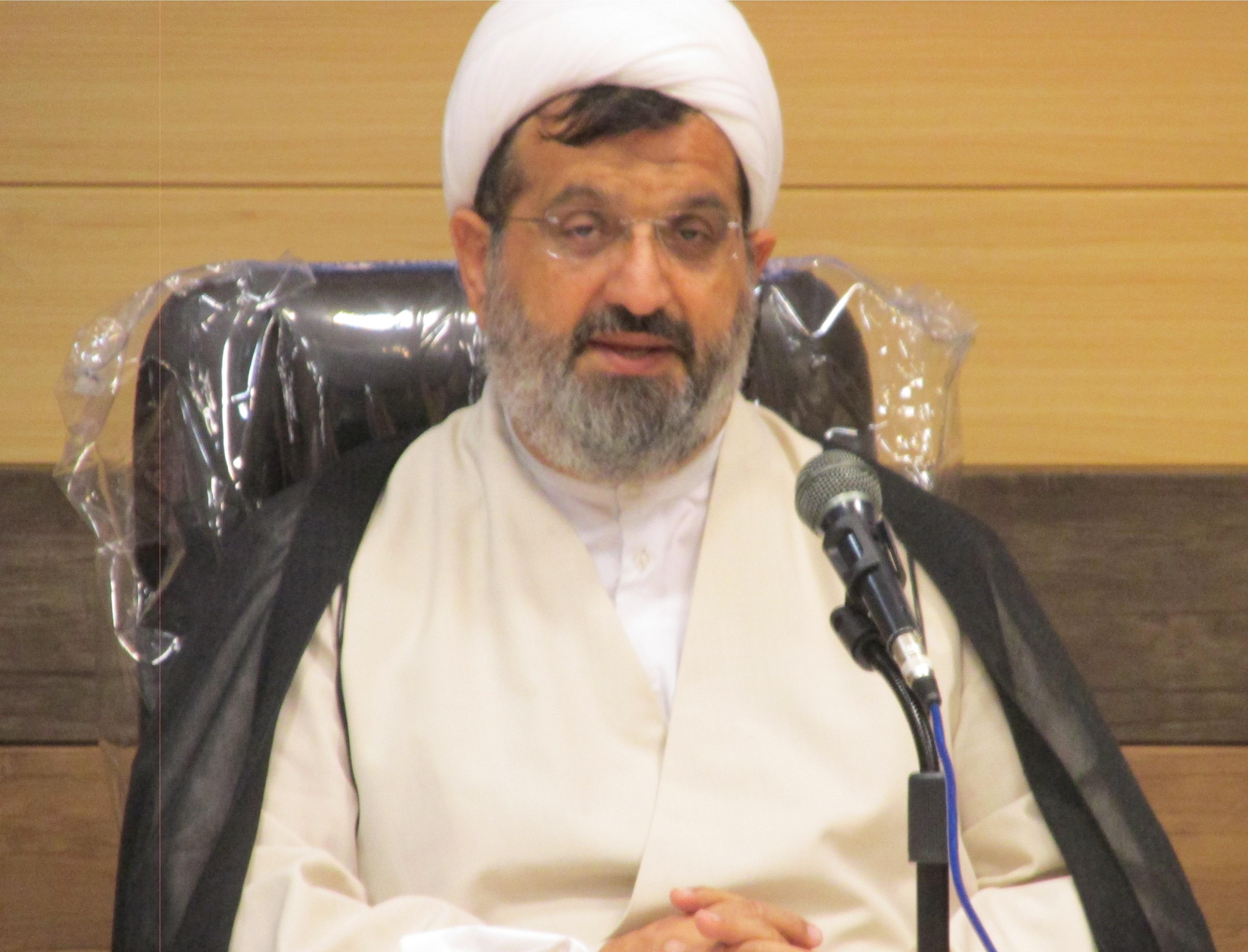 حجت الاسلام والمسلمین حسین انصاری