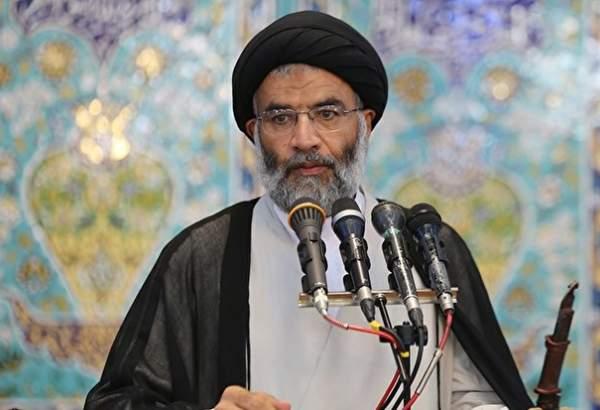 حجت الاسلام والمسلمین سیدعبدالنبی موسوی فرد- امام جمعه اهواز