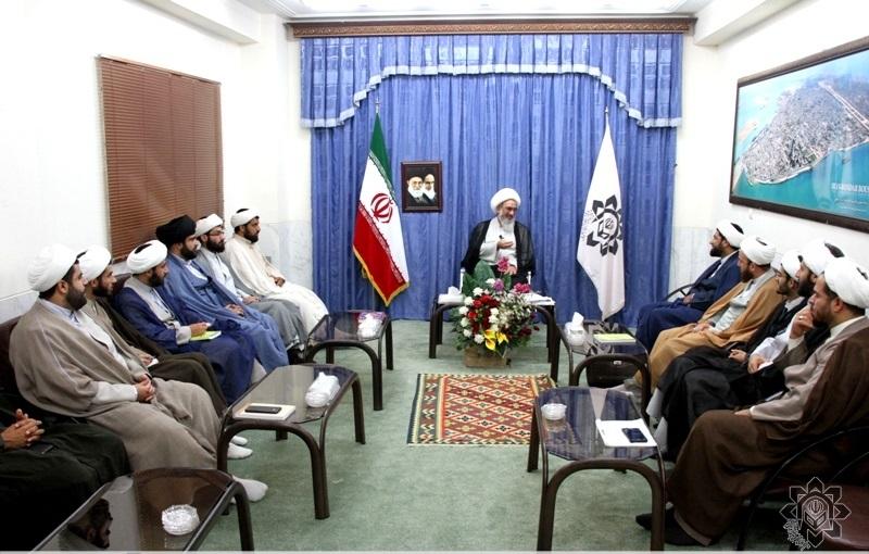 حجت الاسلام والمسلمین غلامعلی صفایی بوشهری