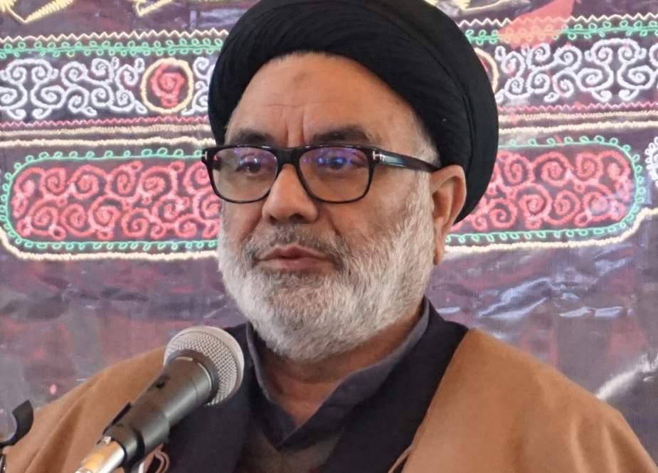 رئیس انجمن شرعی شیعیان جاموکشمیر