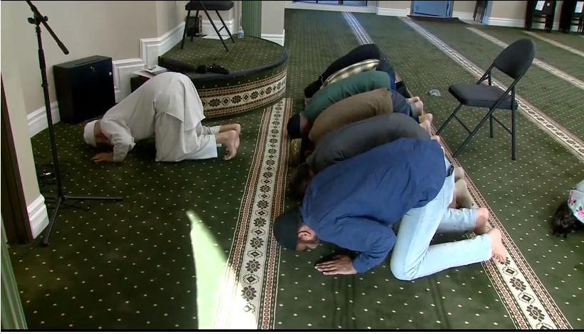 مساجد کالیفرنیا در ایام ماه رمضان، اقدامات امنیتی را تشدید می کنند