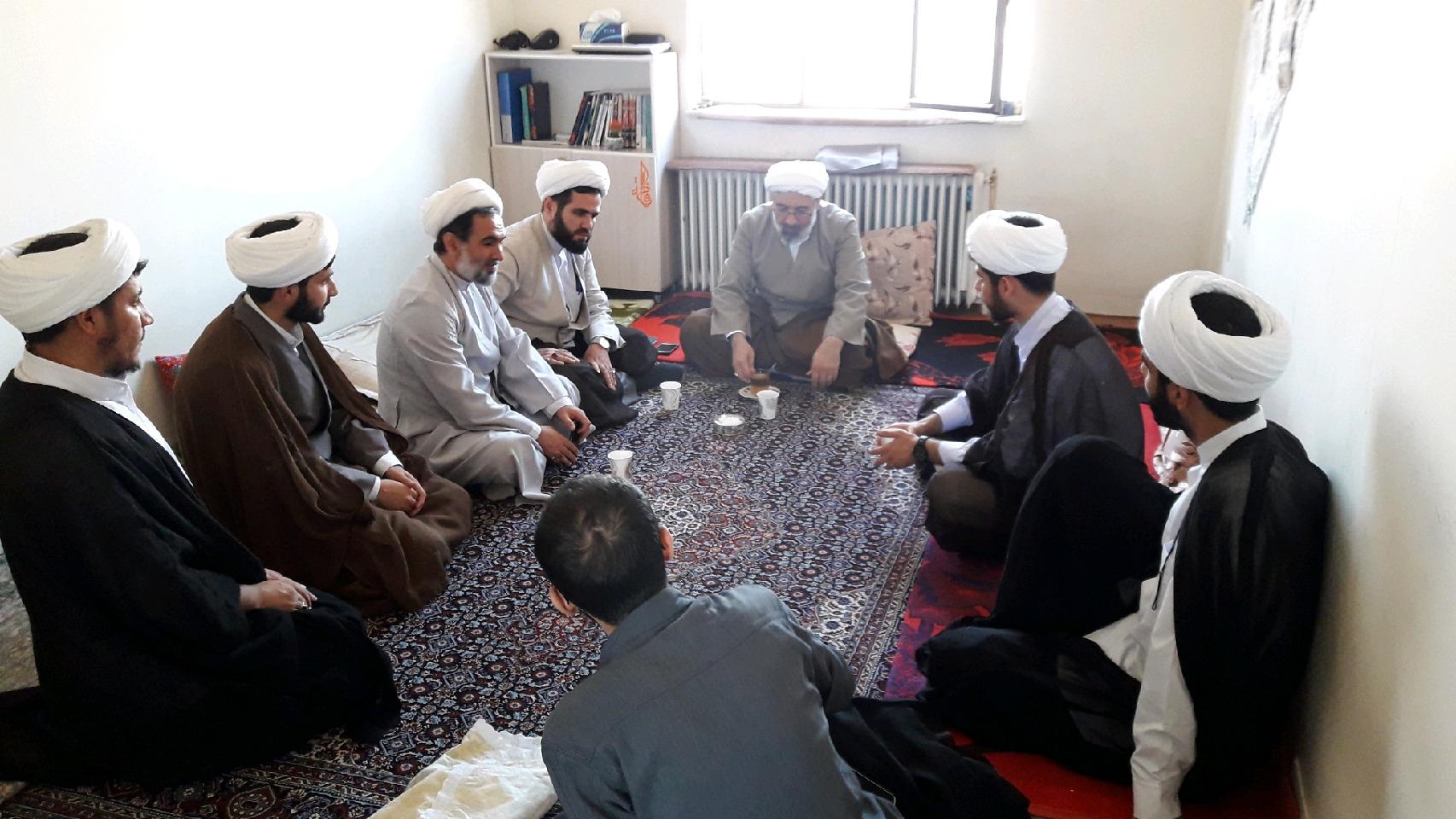 حجت الاسلام اکبر رضوی