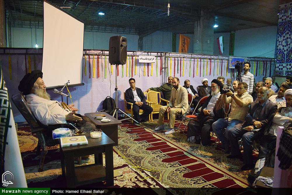 نشست بررسی نحوه ادامه خدمترسانی به سیلزدگان خوزستان