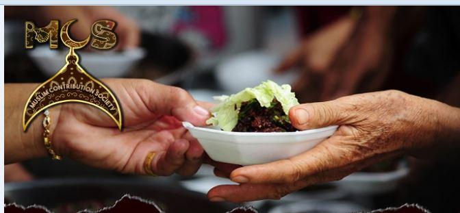 مسلمانان ونکوور در ماه رمضان به بی خانمان ها غذای نذری می دهند