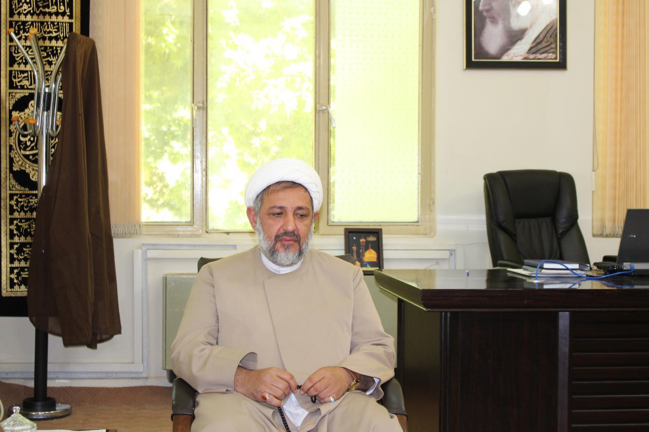 جلسه شورای نهادهای حوزوی استان ایلام