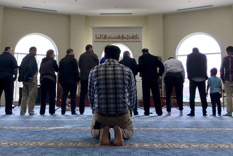 ابتکار «همسفری» نمازگزاران مسجد هلیفکس در ماه رمضان