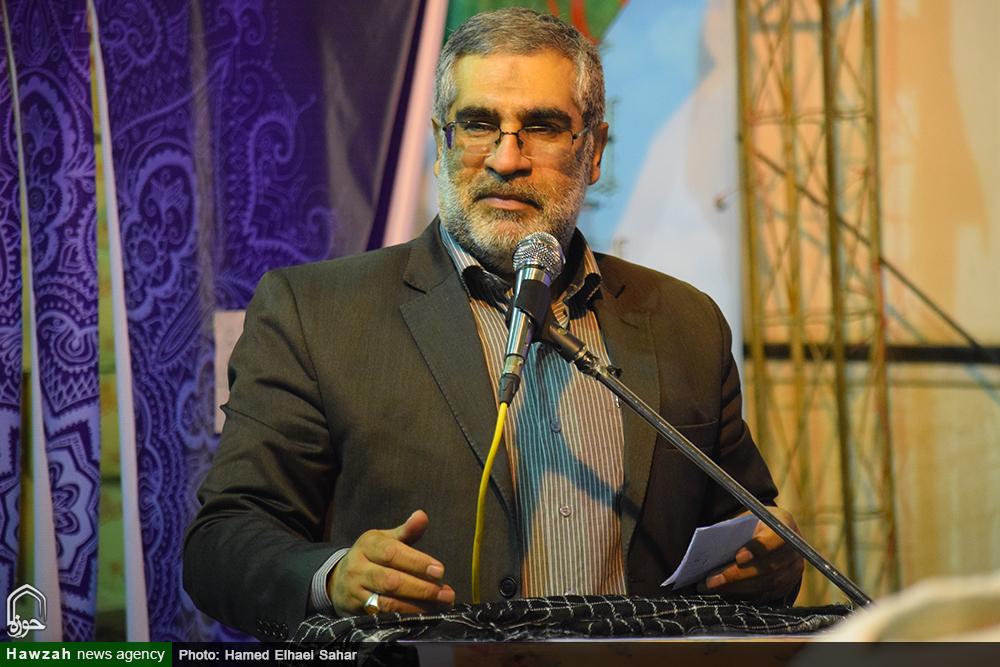 حمیدی نژاد در نشست بررسی نحوه ادامه خدمترسانی به سیلزدگان خوزستان