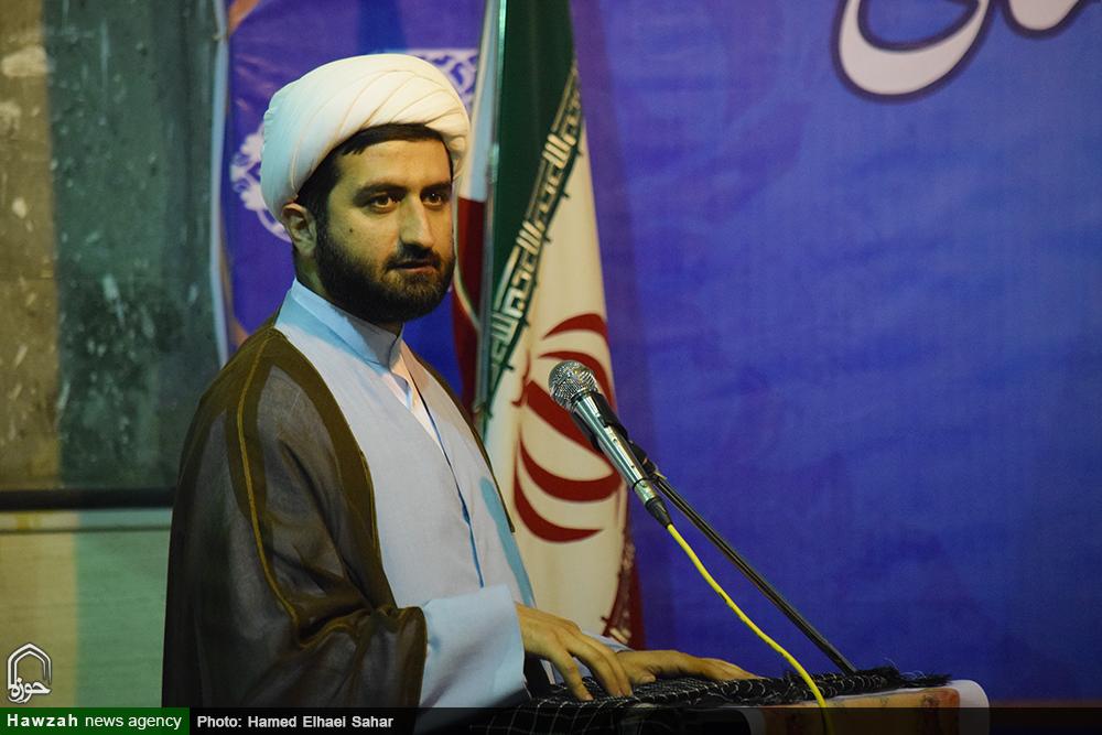 حجت الاسلام یزدان پرست در نشست بررسی نحوه ادامه خدمترسانی به سیلزدگان خوزستان