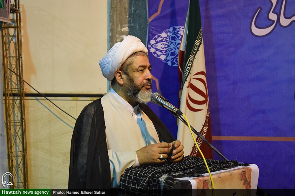 حجت الاسلام مالکی در نشست بررسی نحوه ادامه خدمترسانی به سیلزدگان خوزستان