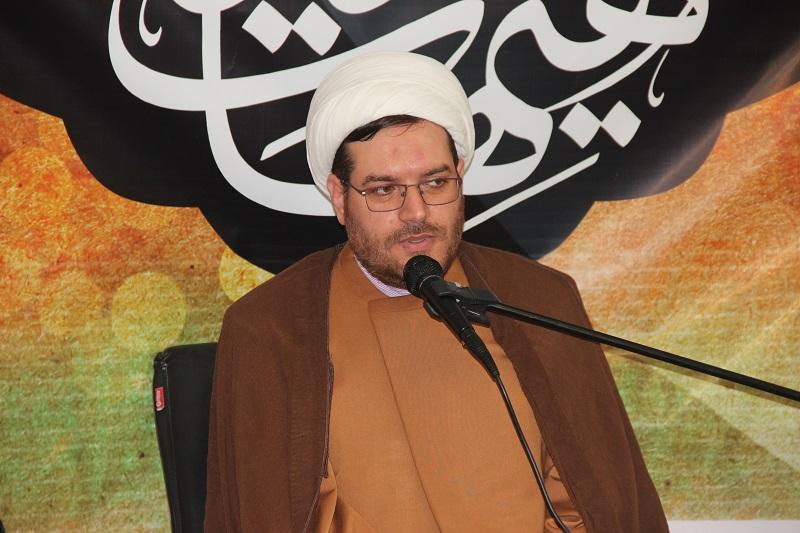 حجت الاسلام انصاری