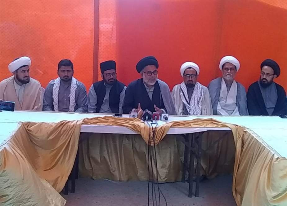 احزاب سیاسی_ مذهبی شیعیان پاکستان