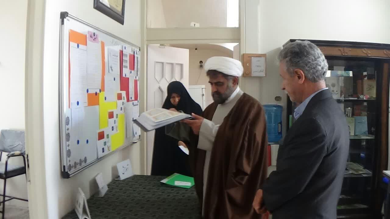 بازدید تخصصی از مرکز فقه و اصول النفیسه اصفهان