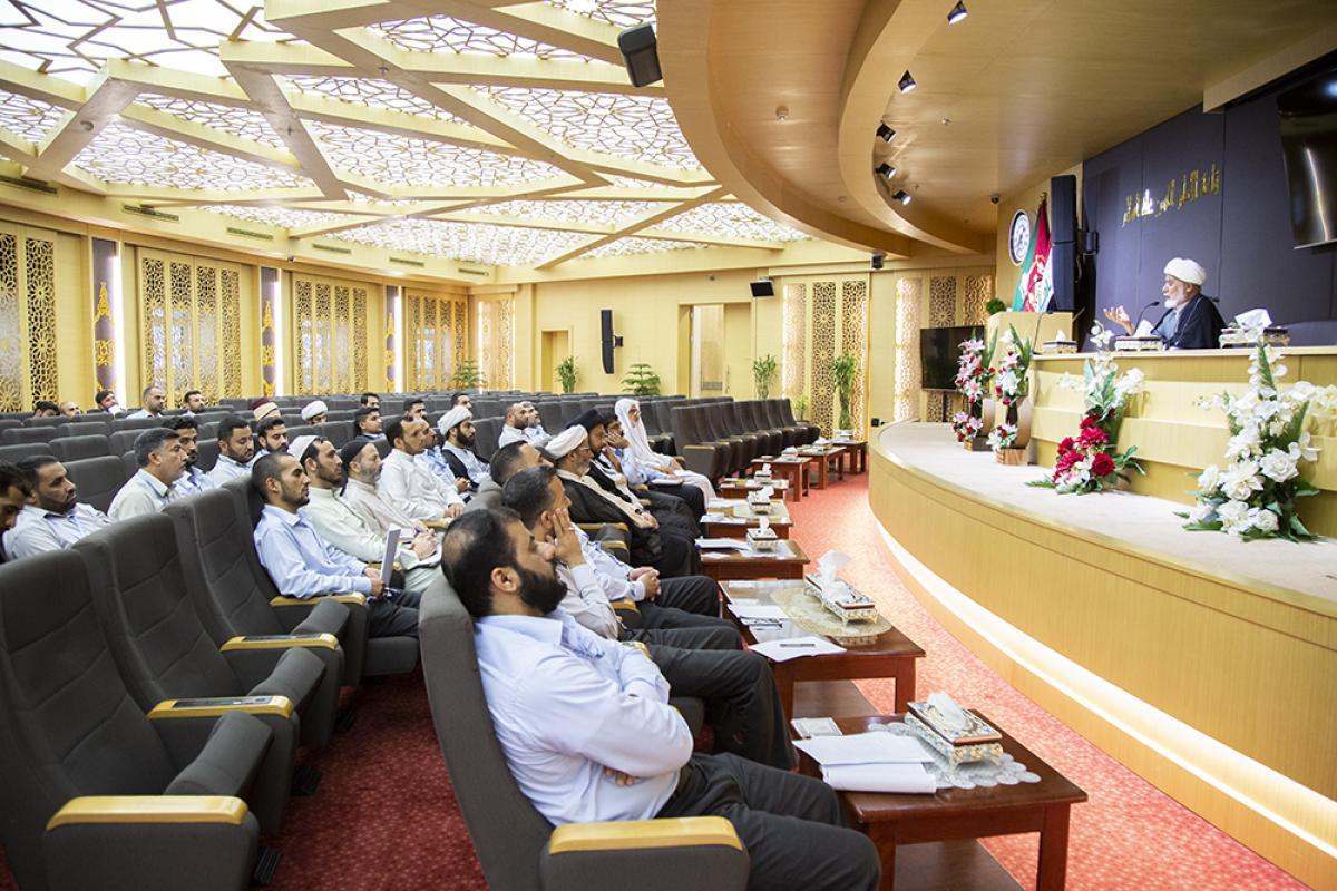آستان مقدس عباسی دوره تخصصی علم رجال برگزار می کند