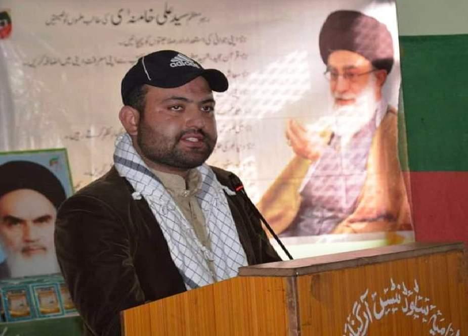 سخنگوی سازمان دانشجویان امامیه پاکستان