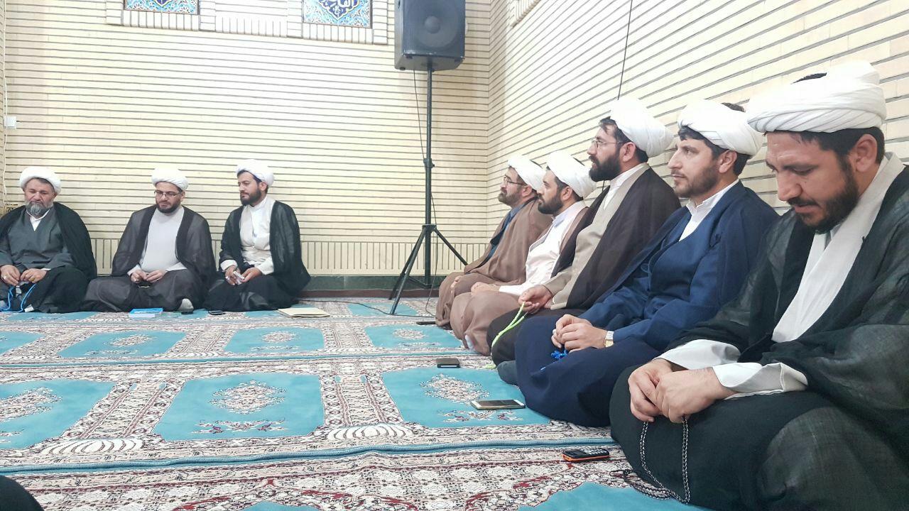 حجت الاسلام ابوالقاسم رهبر