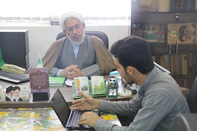 مسئول نمایندگی ولی فقیه در سپاه بقیه الله شیراز